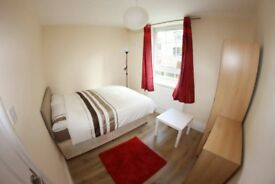 Refurbished 1 double room and 1 box single room available in E13