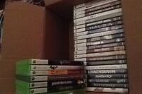 Xbox 360 slim, and kinect, turtle beach headset and games
