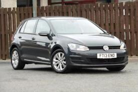 2013 VOLKSWAGEN GOLF 1.6 TDI SE BLUEMOTION TECHNOLOGY 5DR HATCHBACK DIESEL