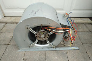 Furnace Motor and Fan (Blower) Assembly - Various Models