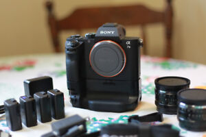 Sony A7 ll full-frame 24mp