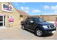 2015 NISSAN NAVARA DCI 190 TEKNA 4X4 DOUBLE CAB WITH ROLL'N'LOCK TOP PICK UP DI