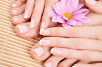 Manicure and Pedicure Special $45