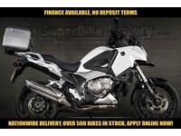 2012 12 HONDA VFR1200X CROSSTOURER 1200CC 0% DEPOSIT FINANCE AVAILABLE