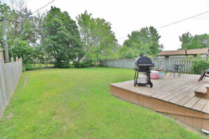 3 BEDROOM, WEST SIDE PORT COLBORNE WITH PRIVATE YARD