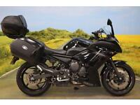 Yamaha XJ6 F Diversion 2013** TOP BOX, PANNIERS, TANK PAD **