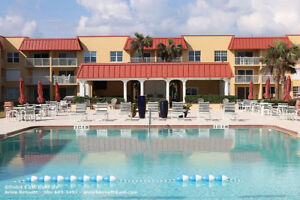 Condo on the beach for rent, New Smyrna Beach, Florida