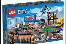 Lego City - City Square 60097 Brand new Lego city 2015 series. Sydney City Inner Sydney Preview
