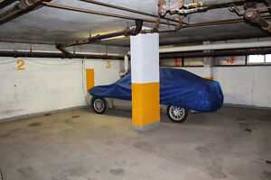SECURE INDOOR VEHICLE PARKING