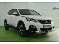 2018 Peugeot 3008 PureTech Allure SUV Petrol Manual