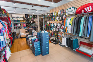 Boutique de Tennis/Tennis Store