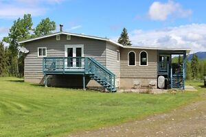 Acreage For Sale in Topley BC