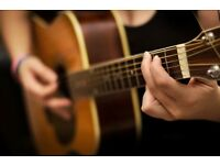 One To One Professional Guitar Tuition