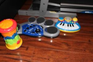 Music toys for kids 1-7 years old
