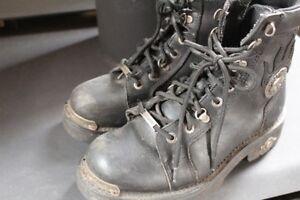 Official Harley Davidson Motorcycle Boots