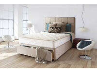 BRAND NEW Sealy Posturepedic Getlix inside double size mattress RRP £799