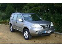 Nissan X-Trail 2.0 PETROL Sport with FULL SERVICE HISTORY with a NEW MOT