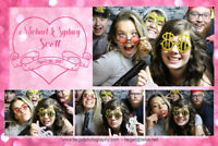 Photo Booth Experience by Target Photography