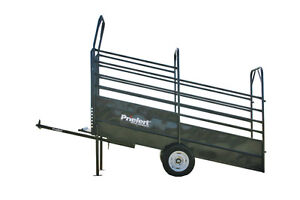 Portable Loading Chute and other Corral Equipment
