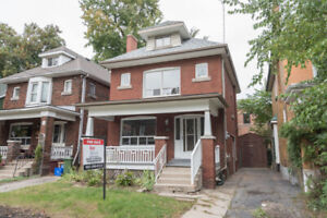 Just Listed - 2.5 storey in St. Claire neighbourhood