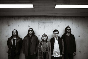 Two tickets to July Talk @ Maxwell's