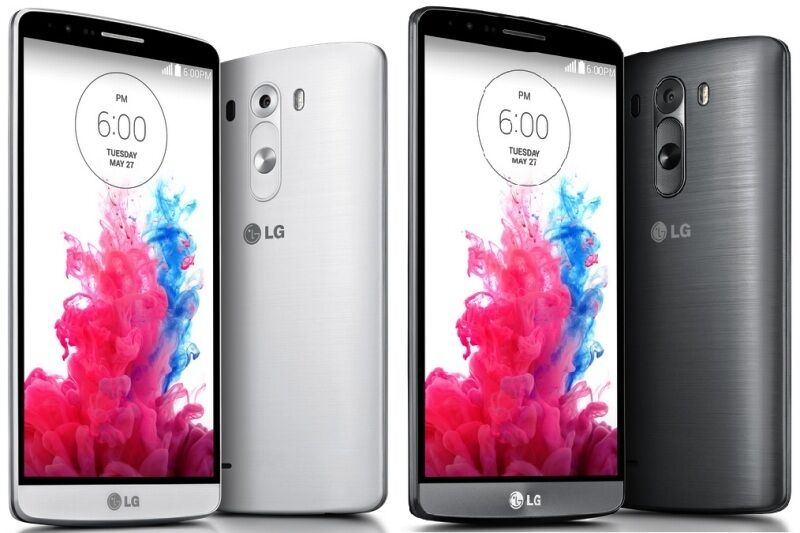 NEW LG G3 D850 AT&T UNLOCKED Android 4G 32GB 13MP Smartphone - Black White Blue