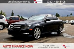 2012 Mercedes-Benz C-Class C350 Coupe REDUCED CHEAP PAYMENTS