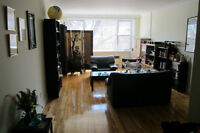 FOR JUNE DOWNTOWN 5 1/2 (2 BEDROOM + DEN) APPT. CENTRE-VILLE 5.5