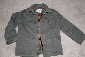 Size 5/6 Small Zip up Spring jacket