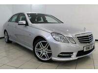 2012 61 MERCEDES-BENZ E CLASS 3.0 E350 CDI BLUEEFFICIENCY S/S SPORT 4DR AUTOMATI