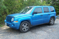 2008 Jeep Patriot Sport 4x4 with Safety & E-Test - Trades?