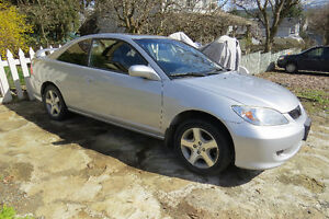 2004 Honda Si Coupe (2 door)