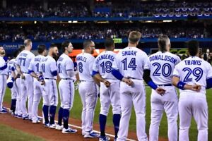 4 Toronto Blue Jays Tickets vs Oakland Premium Dugout & Uppers