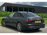 2020 Audi A6 Black Edition 40 TDI 204 PS S tronic Auto Saloon Diesel Automatic