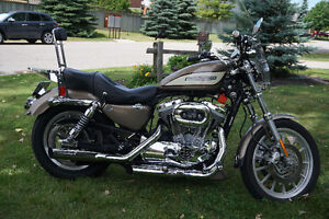 Harley Sportster, excellent condition