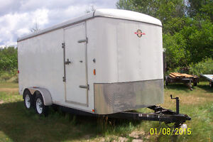 CARRY-ON ENCLOSED TRAILER