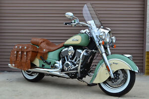 Mint Indian Chief Vintage