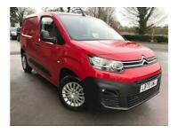 70 Citroen Berlingo 1.5 Enterprise L1 M 650 Blue Hdi Euro 6 Red