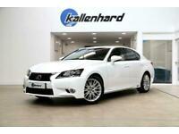2014 Lexus GS 450H 3.5 Premier 4dr Saloon Petrol/Electric Hybrid Automatic