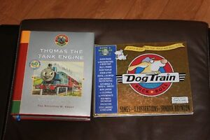 Thomas the Tank Story Collection and Dog Train Rock and Roll