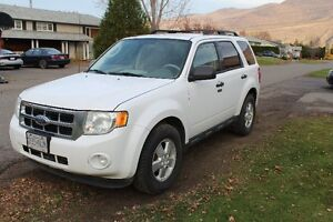 2009 Ford Escape xlt SUV, 4x4