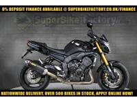 2011 11 YAMAHA FZ8 800CC 0% DEPOSIT FINANCE AVAILABLE