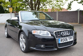 Audi S4 Cabriolet 4.2 Automatic Full Service History