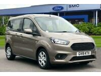2019 Ford TOURNEO COURIER 1.0 EcoBoost Zetec 5dr MPV Petrol Manual