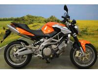 Aprilia SL 750 Shiver 2008**POWER MODES, UNDER SEAT EXHAUST**