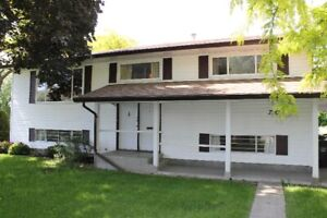 Glenmore 4 bedroom home for rent April 1st