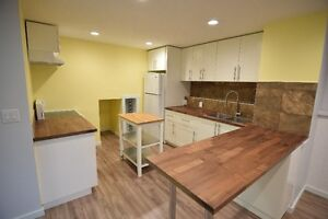 Basement Suite of a house in great neighbourhood. Call today