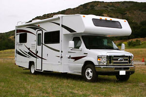 Looking to Rent Motor Home or Travel Trailer