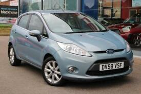 2008 FORD FIESTA 1.4 Zetec ALLOYS, AIR CON and HEATED SCREEN