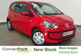 2014 VOLKSWAGEN UP MOVE UP HATCHBACK PETROL